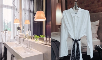 Hotel Zoo Berlin Bedroom Bathroom Interior Design M 04 R