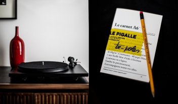 Le Pigalle Interior Design Stationary M 12 R 1