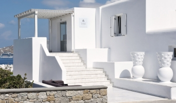 Myconian Kyma Architecture in Mykonos