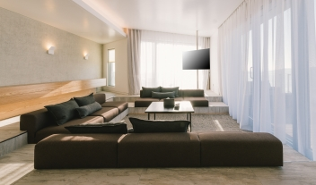 Nest Hotel Living Room Sofa Interior M 07 R