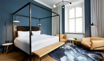 Nobis Hotel Copenhagen Furniture in Denmark