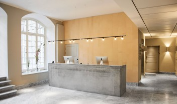 Nobis Hotel Copenhagen Reception in Denmark