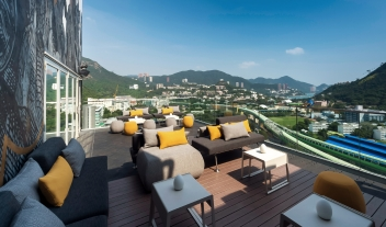 Ovolo Southside Rooftop Terrace City View S 02