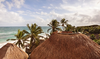 Papaya Playa Project Houses in Tulum