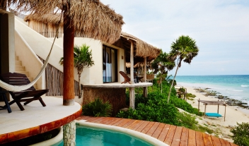 Papaya Playa Project Architecture in Tulum