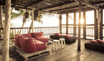 Papaya Playa Project Sofas in Tulum