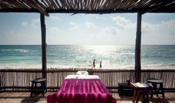 Papaya Playa Project Massage in Tulum