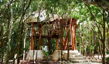 Papaya Playa Project Jungle in Tulum
