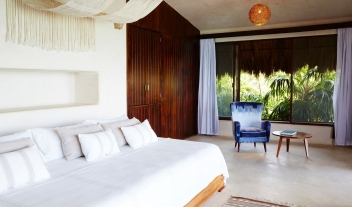 Papaya Playa Project Guestroom in Tulum