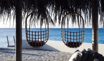 Piet Boon Bonaire Hanging Chairs Ocean View M 17 R