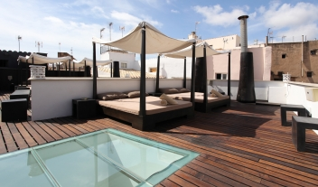 Puro Oasis Urbano Rooftop Terrace M 11 R