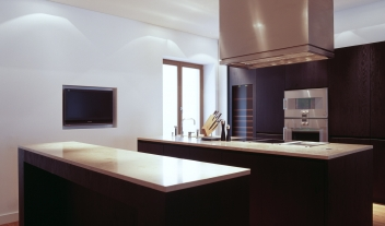 Roomers Loft Kitchen Interior Design M 05 R