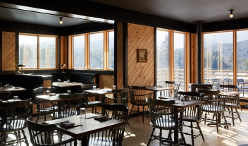 Scribners Catskill Lodge Restaurant in Hunter Mountains