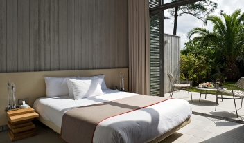 Sezz St Tropez Bedroom Terrace M 11