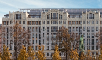 Standart Moscow Architecture Facade M 02 R