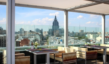 Standart Moscow Rooftop Terrace M 03 R