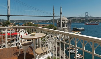 The House Hotel Bosphorus City View in Istanbul