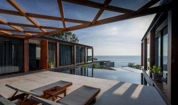The Naka Phuket Private Terrace With Pool Ocean View M 09 R