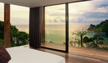 The Naka Phuket Upper Bedroom Ocean View M 04 R