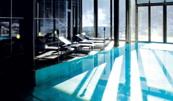 The Omnia Indoor Pool M 13 R