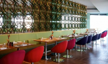 The Park Hyderabad Restaurant Interior Design M 10