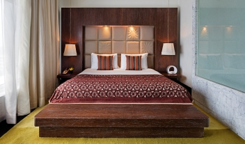 New delhi boutique luxury hotels design hotels for Bedroom designs delhi