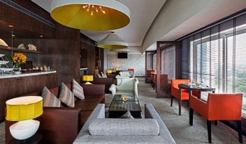The Park New Delhi Private Bar Dining Inteiror Design M 05