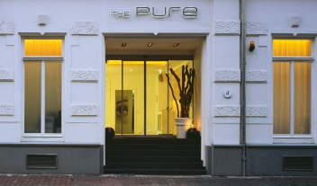 The Pure Entrance in Frankfurt