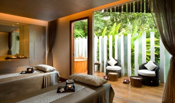 The Sukhothai Bangkok Spa in Thailand