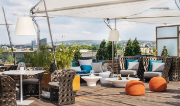 The Thief Rooftop Terrace M 11 R