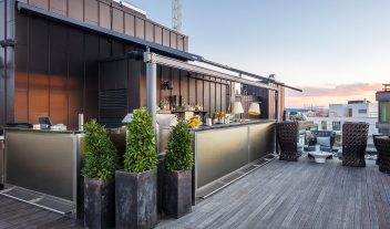 The Thief Rooftop Terrace M 12 R
