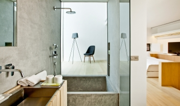 The Waterhouse At South Bund Bath Room Interior Design M 12 R