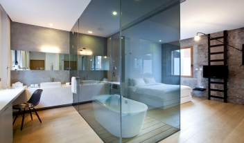 The Waterhouse At South Bund Suite View Bathroom M 02