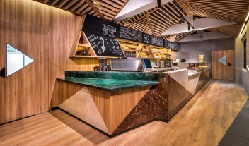 Vue Hotel Houhai Beijing Shop in China