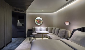 Vue Hotel Houhai Beijing Guestroom in China
