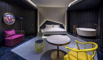 Vue Hotel Houhai Beijing Suite in China