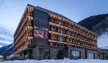 Zhero Ischgl Kappl Architecture Facade Mountain View By Winter M 17 R