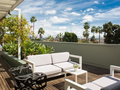 Avalon Penthouse, Avalon Hotel Beverly Hills