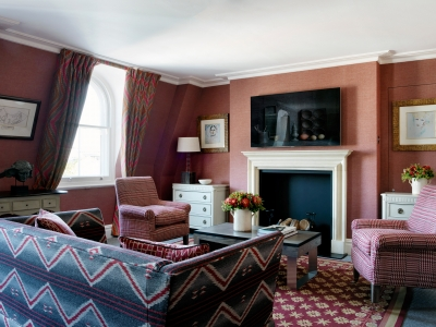 Charlotte Street Hotel Two Bedroom Suite R 2 1