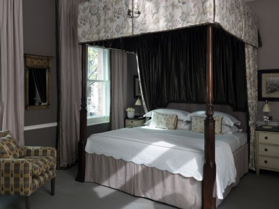 Covent Garden Hotel Four Poster Room R R