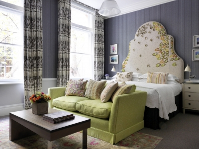 Covent Garden Hotel Junior Suite in London