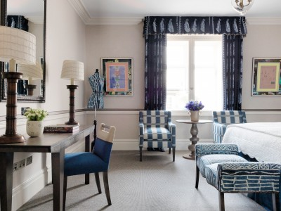 Covent Garden Hotel Luxury Design in London