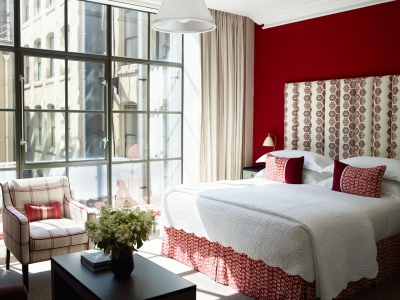 Crosby Street Hotel Luxury Junior Suite R R2 2