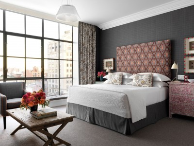 Crosby Street Hotel Suite in New York City