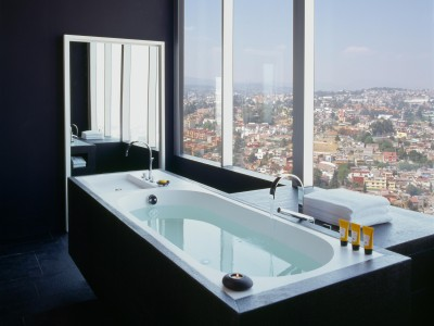 Distrito Capital Suite interior in Mexico City
