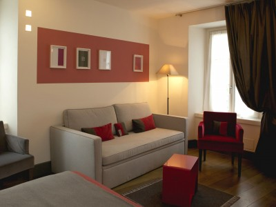 Two Level Suite, GombitHotel
