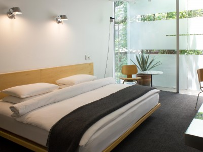 Habita Rooms in Mexico City