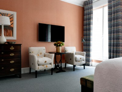 Haymarket Hotel Deluxe Room in London