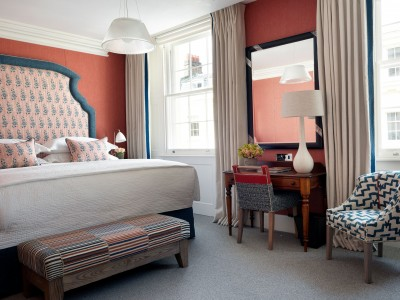 Haymarket Hotel Suite in London