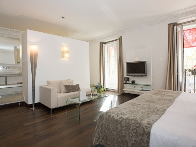 Hospes Madrid Deluxe Alcala Room R 2